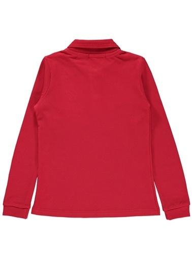 Civil Girls Kız Çocuk Sweatshirt Kırmızı